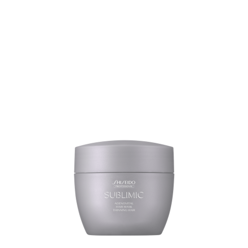 Original Shiseido Professional Sublimic ADENOVITAL HAIR MASK 200g
