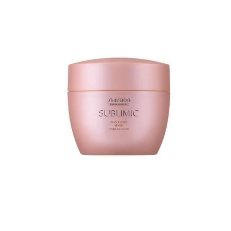 Original Shiseido Professional Sublimic Airy Flow Mask 200g