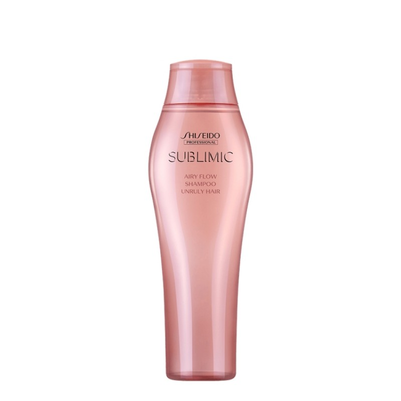 Original Shiseido Professional Sublimic Airy Flow Shampoo 250ml