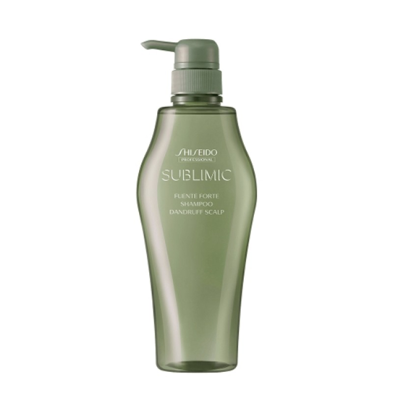 Original Shiseido Professional Sublimic Fuente Forte Shampoo (Dandruff Scalp) 500ml