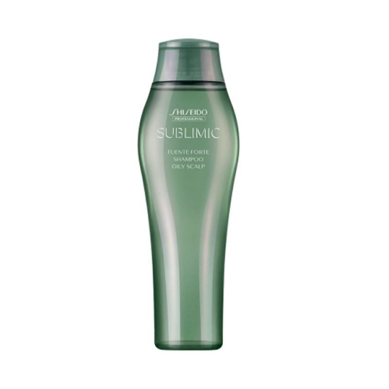 Original Shiseido Professional Sublimic Fuente Forte Shampoo (Oily Scalp) 250ml