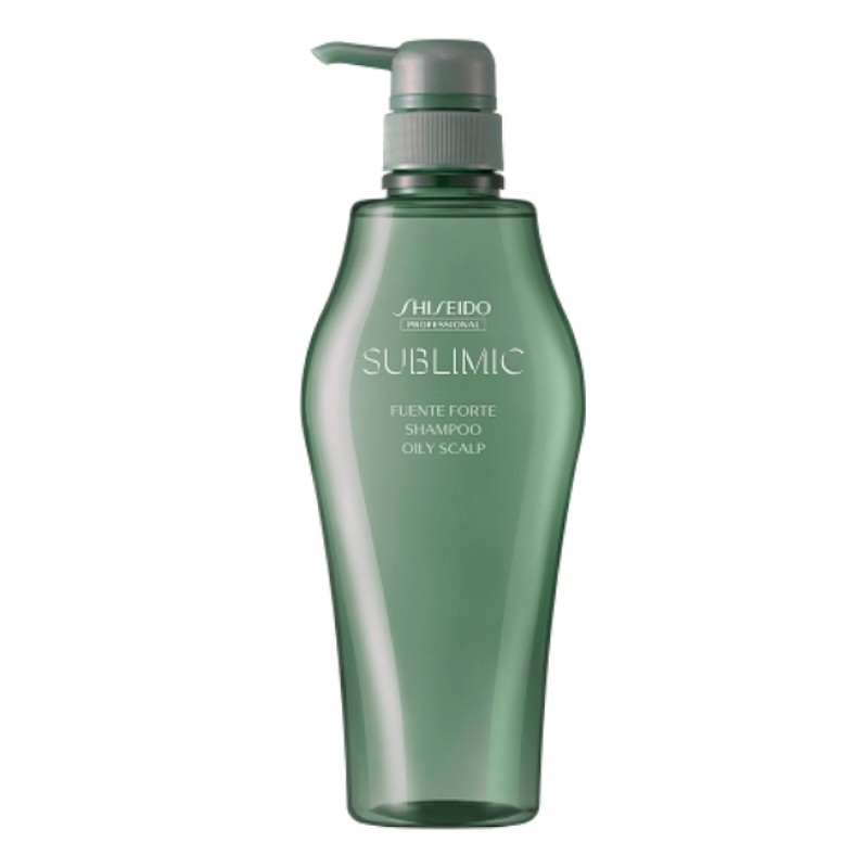 Original Shiseido Professional Sublimic Fuente Forte Shampoo (Oily Scalp) 500ml