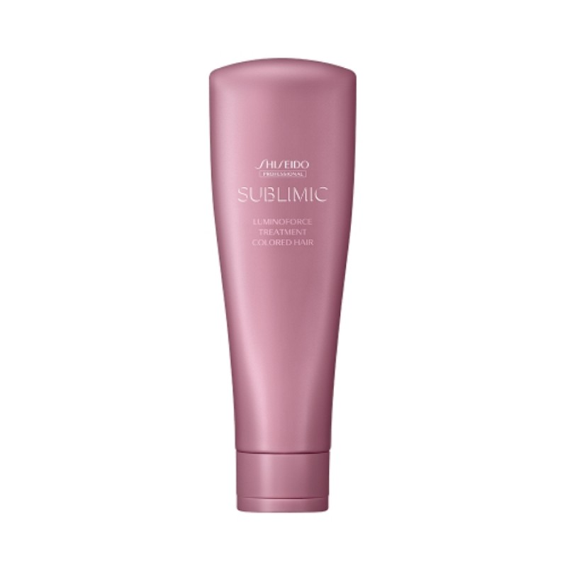 Original Shiseido Professional Sublimic Luminoforce Treatment 250g