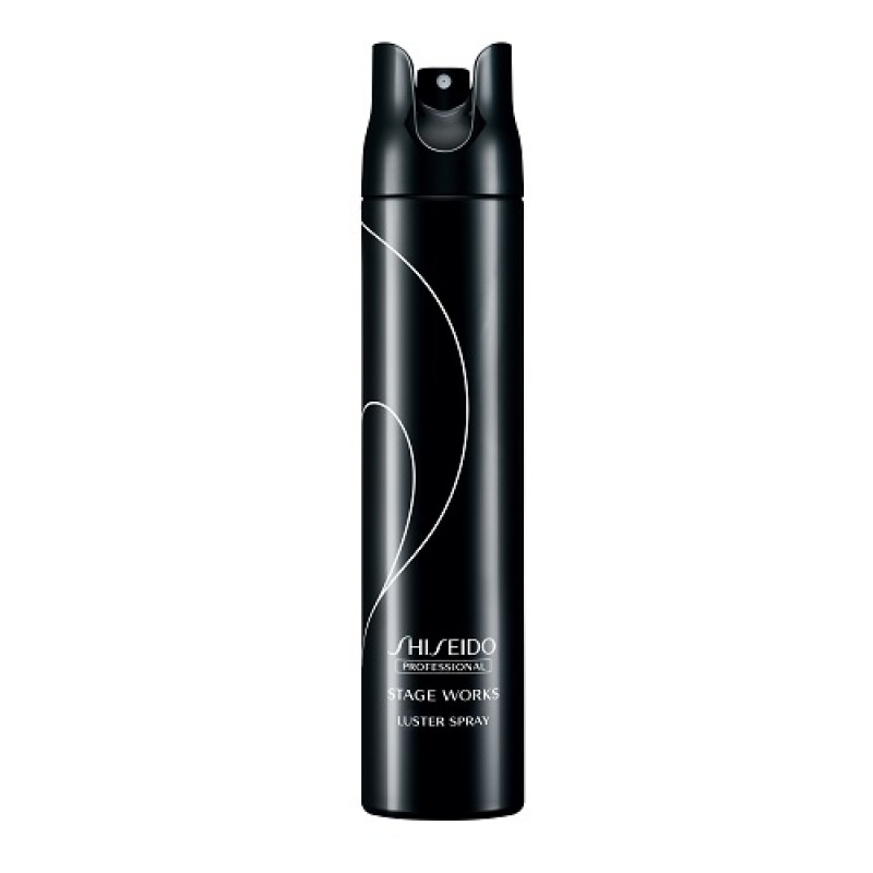 Original Shiseido Professional Stageworks Luster Spray 195g