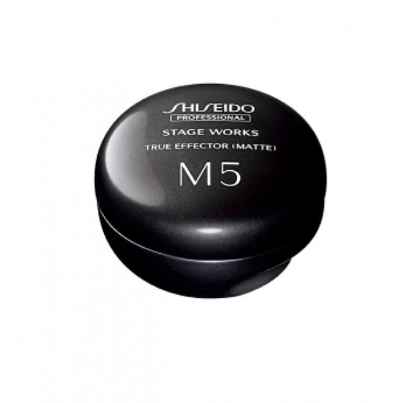 Original Shiseido Professional Stageworks True Effector Matte 80G M5 Super-matte texture strong styling power