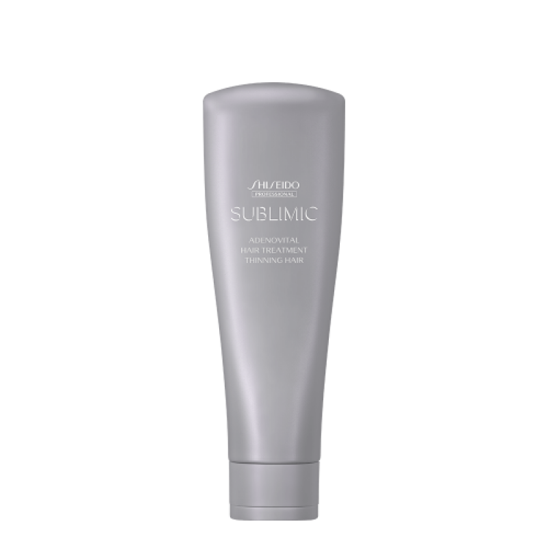 Original Shiseido Professional Sublimic Adenovital Hair Treatment 250g