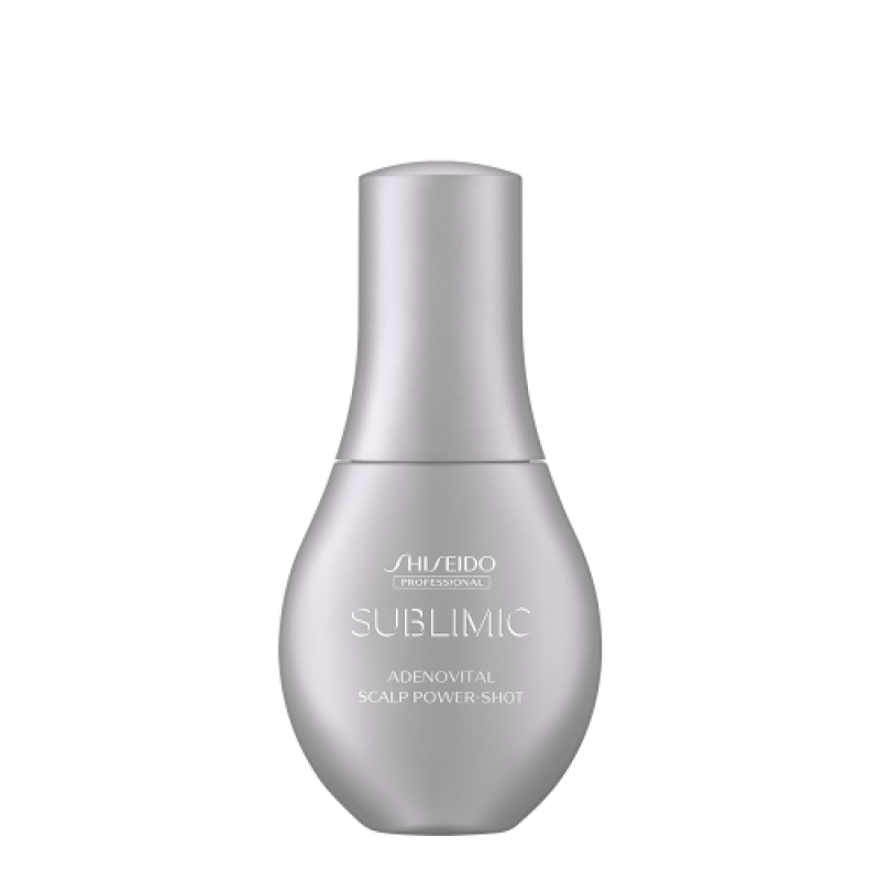 Original Shiseido Professional Sublimic Adenovital Scralp Power Shot 120ml