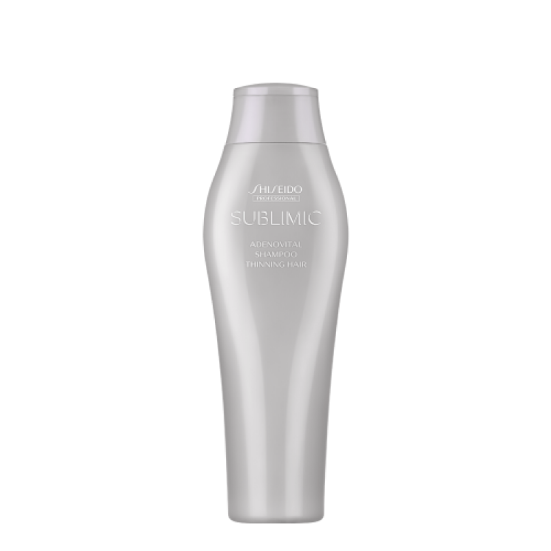 Original Shiseido Professional Sublimic Adenovital Shampoo 250ML