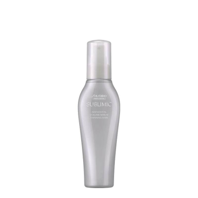 Original Shiseido Professional Sublimic Adenovital Volume Serum 125ml
