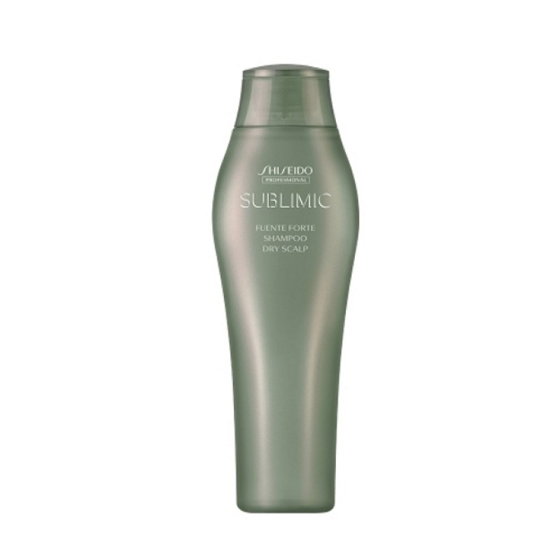 Original Shiseido Professional Sublimic Fuente Forte Shampoo (Dry Scalp) 250ml