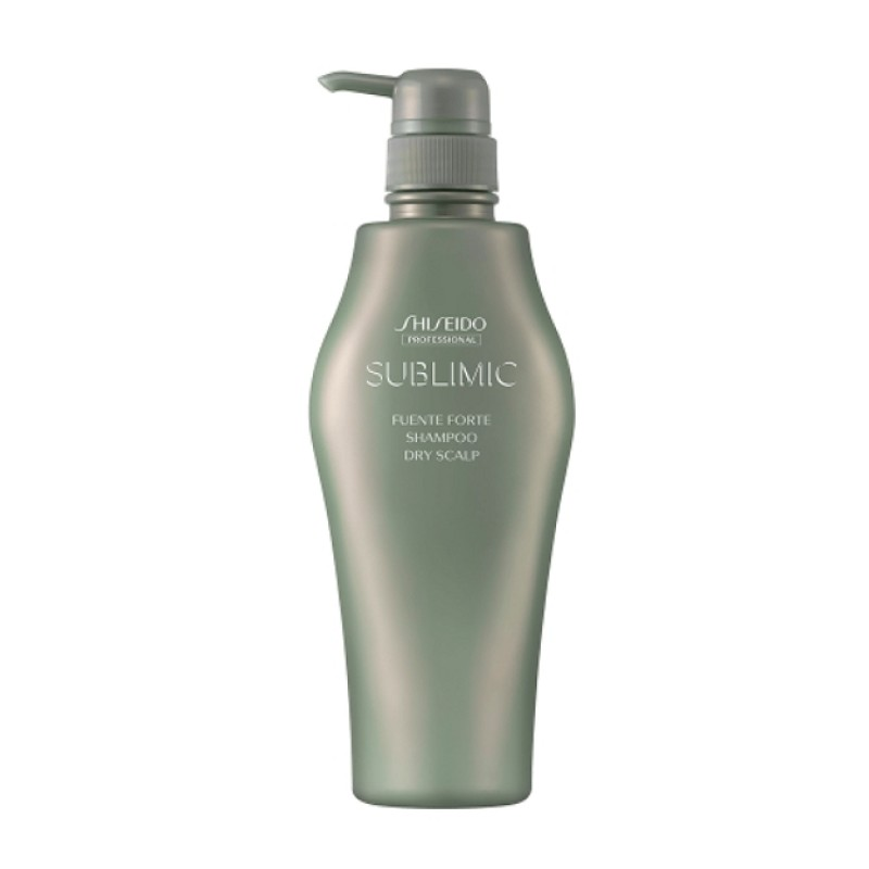 Original Shiseido Professional Sublimic Fuente Forte Shampoo (Dry Scalp) 500ml